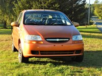 Picture of 2005 Chevrolet Aveo Special Value Sedan FWD, exterior, gallery_worthy