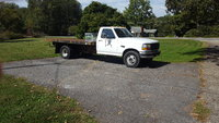 Picture of 1995 Ford F-350 2 Dr XL Standard Cab LB, exterior, gallery_worthy
