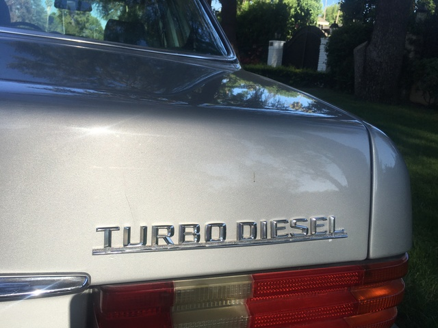 Picture of 1985 Mercedes-Benz 300-Class 300SD Turbodiesel Sedan