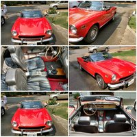 Picture of 1974 FIAT 124 Spider, exterior, interior, gallery_worthy