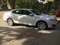 Picture of 2012 Lincoln MKS AWD, exterior, gallery_worthy