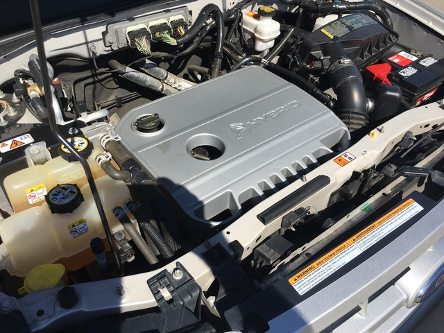 Picture of 2009 Ford Escape Hybrid Base, engine, gallery_worthy