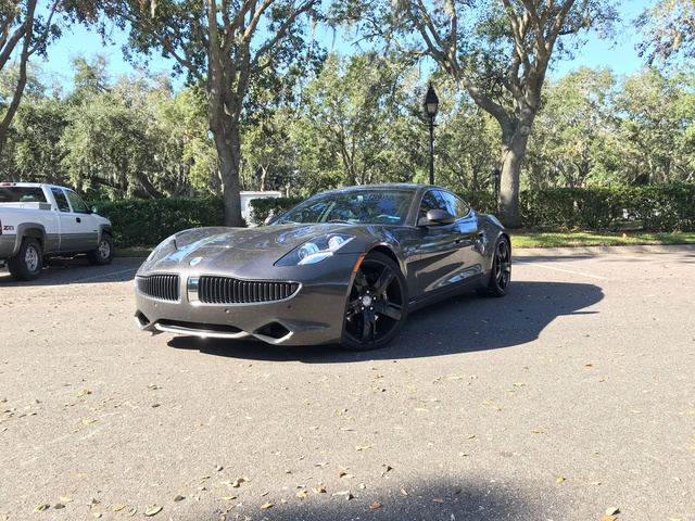 Picture of 2012 Fisker Karma Eco-Sport