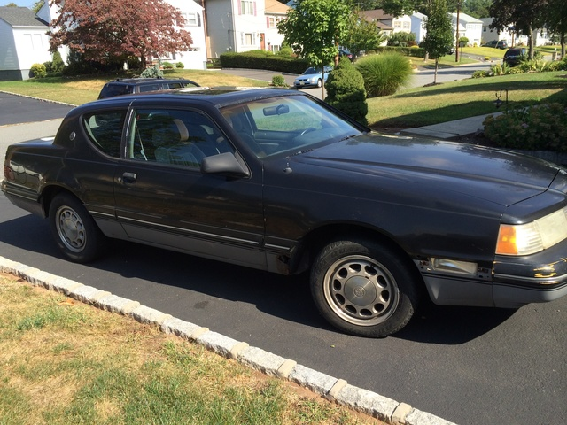 Picture of 1987 Mercury Cougar