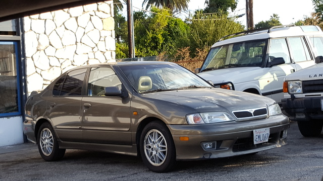 Picture of 1999 INFINITI G20 Touring FWD