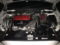 Picture of 2011 Mitsubishi Lancer Evolution MR, engine, gallery_worthy