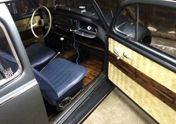 Picture of 1955 Volkswagen Beetle Cabriolet, interior, gallery_worthy