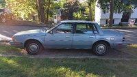 Picture of 1985 Buick Century Custom Sedan FWD, exterior, gallery_worthy