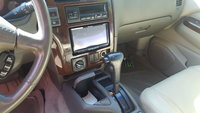 Picture of 1999 INFINITI QX4 4 Dr STD 4WD SUV (1999.5), interior, gallery_worthy