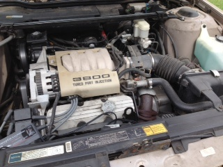 Picture of 1991 Buick Park Avenue Ultra FWD, engine, gallery_worthy