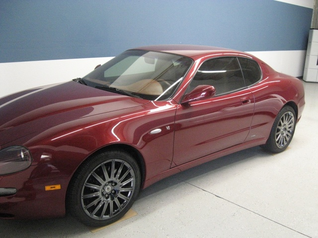 2003 Maserati Coupe - Pictures - CarGurus