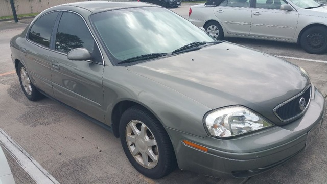 Picture of 2003 Mercury Sable GS Sedan FWD