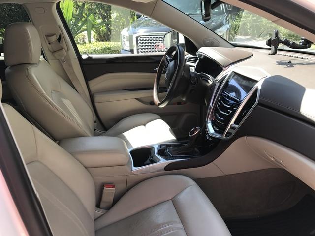 2013 Cadillac Srx Interior Pictures Cargurus