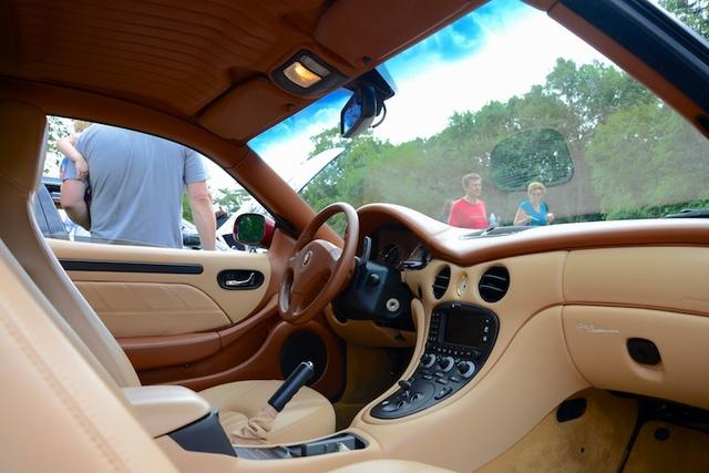 2003 maserati coupe - interior pictures - cargurus