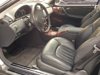 Picture of 2003 Mercedes-Benz CL-Class CL 55 AMG, interior, gallery_worthy