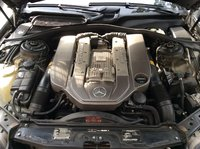Picture of 2003 Mercedes-Benz CL-Class CL 55 AMG, engine, gallery_worthy