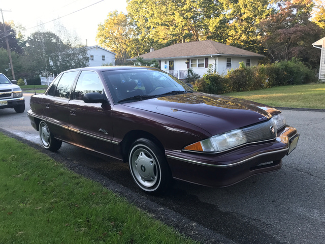 Picture of 1993 Buick Skylark Custom Sedan FWD