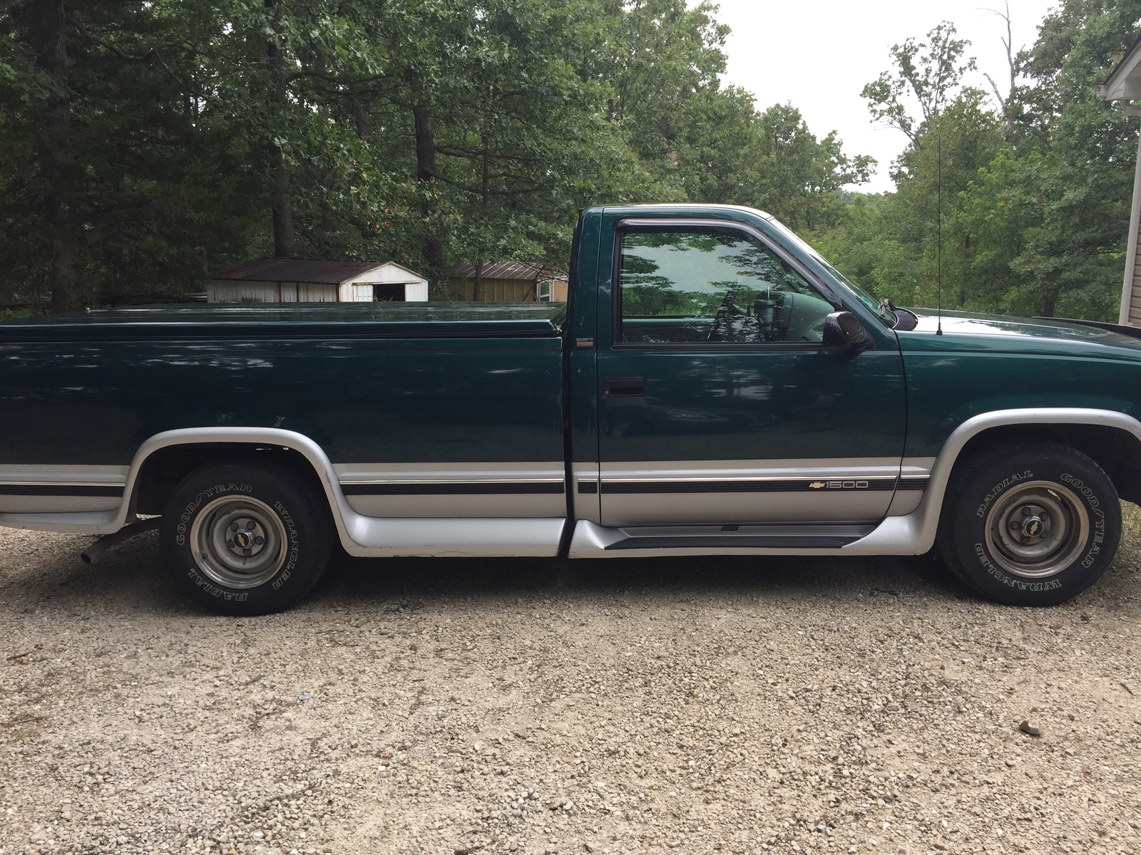 Chevrolet C/K 1500 Questions - Have you ever heard of a 96