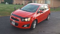 Picture of 2015 Chevrolet Sonic LTZ Hatchback, exterior, gallery_worthy