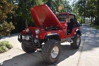 1976 Jeep CJ5 Picture Gallery