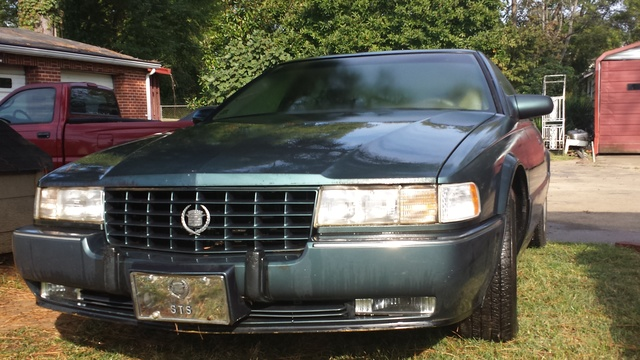 Picture of 1993 Cadillac Seville STS FWD