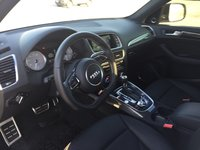 Picture of 2017 Audi SQ5 3.0T quattro Prestige AWD, interior, gallery_worthy