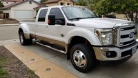 Picture of 2012 Ford F-450 Super Duty King Ranch Crew Cab 8ft Bed DRW 4WD, exterior, gallery_worthy