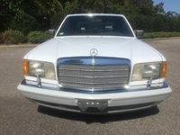 1990 Mercedes-Benz 420-Class Overview