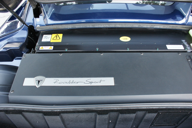 Picture of 2010 Tesla Roadster Sport, engine, gallery_worthy