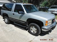 Picture of 1994 GMC Yukon 2dr 4WD, exterior, gallery_worthy