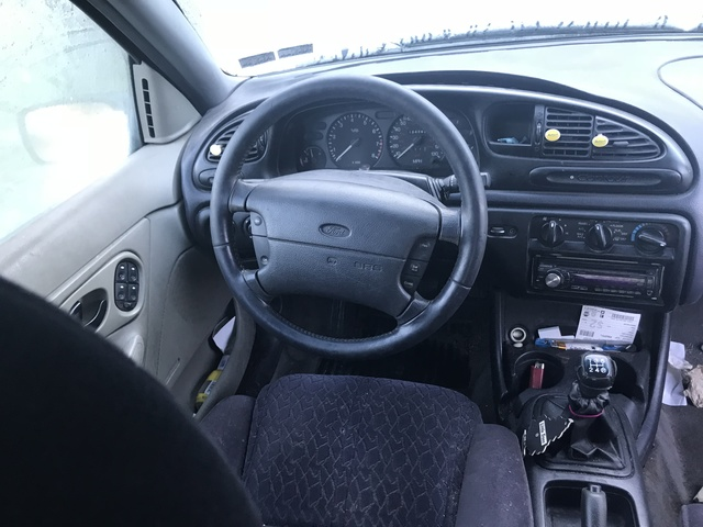 Picture of 2000 Ford Contour 4 Dr SE Sport Sedan, interior, gallery_worthy