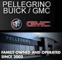 Pellegrino Buick GMC logo