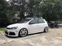 Picture of 2013 Volkswagen Golf R 4 Door w/ Sunroof and Nav, exterior, gallery_worthy