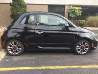 Picture of 2014 FIAT 500 GQ Edition Convertible, exterior, gallery_worthy