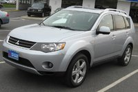 Picture of 2007 Mitsubishi Outlander ES, exterior, gallery_worthy
