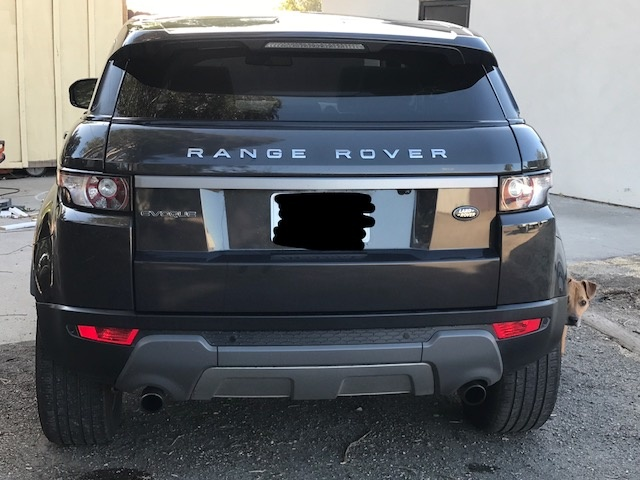 Picture of 2013 Land Rover Range Rover Evoque Pure Premium Hatchback