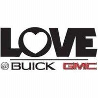 Love Buick GMC logo