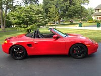 Picture of 1998 Porsche Boxster Base, exterior, gallery_worthy