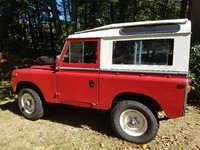 1970 Land Rover Series IIA Overview