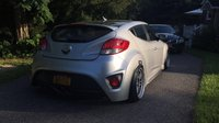 2013 Hyundai Veloster Turbo Picture Gallery