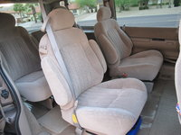 Picture of 2002 Chevrolet Astro LT Extended AWD, interior, gallery_worthy