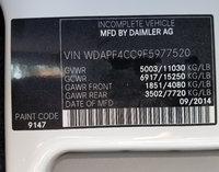 Picture of 2015 Mercedes-Benz Sprinter 2500 170 WB Passenger Van, interior, gallery_worthy
