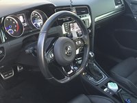 Picture of 2015 Volkswagen Golf R 4-Door AWD with DCC and Navigation, interior, gallery_worthy