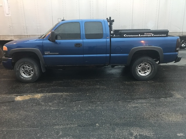 Picture of 2003 GMC Sierra 2500HD SLT Extended Cab SB HD
