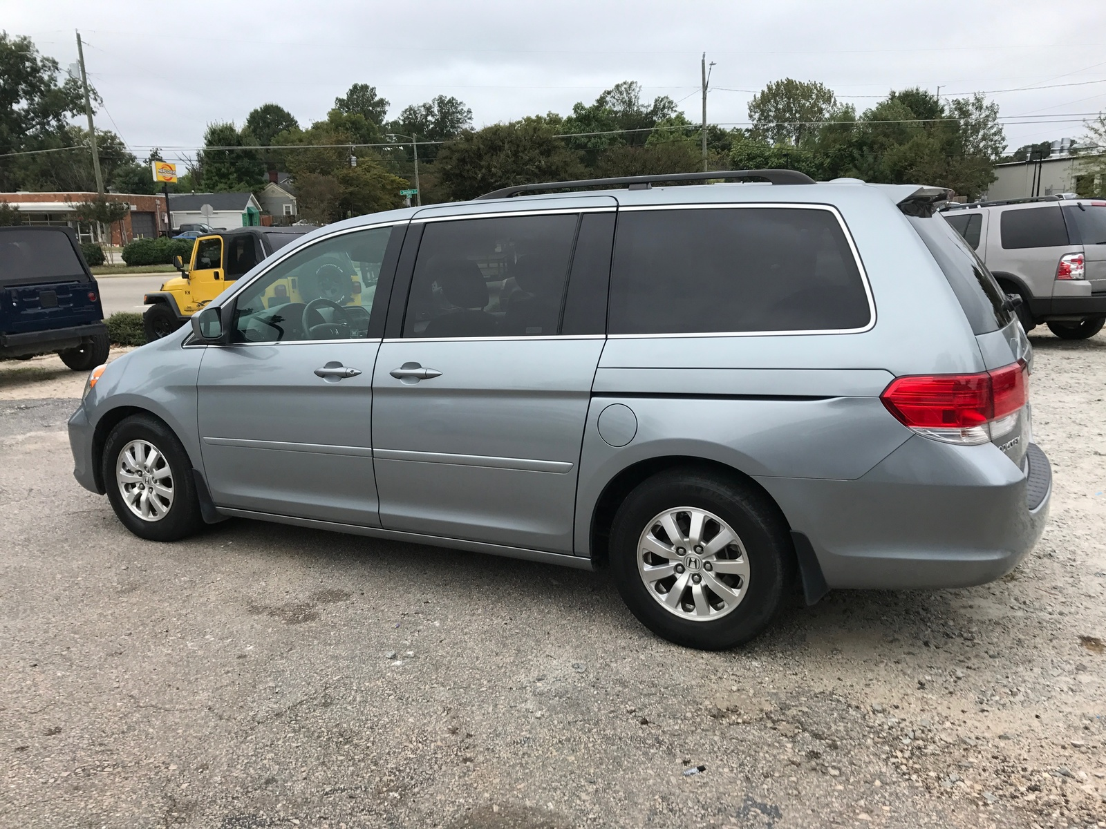 Used 2007 honda odyssey for sale pricing features autos post for Used honda odyssey nj