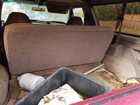 Picture of 1995 Ford Bronco Eddie Bauer 4WD, interior, gallery_worthy