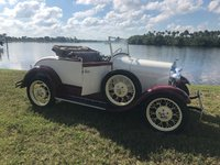 Picture of 1929 Ford Model A Roadster, exterior, gallery_worthy