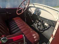 Picture of 1929 Ford Model A Roadster, interior, gallery_worthy