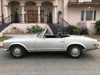 1970 Mercedes-Benz SL-Class Overview