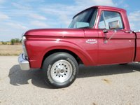 1966 Ford F-250 Picture Gallery